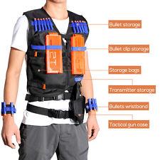 Bullets/Bullet Case/Gun Holder/Tactical Vest for Nerf Gun N-strike Elite series