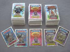 GPK Chrome 1 Atomic Refractor Set 110 cards Mint OS1 Garbage Pail kids 2013