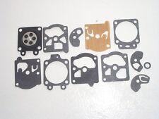 Set di membrana per WALBRO carburatore husqvarna seghe 33,360,370,400,40,45,51 tra l'altro/NUOVO