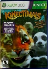 KINECTIMALS - NOW WITH BEARS (XBOX 360, 2011) Microsoft Dolby Digital NEW-SEALED
