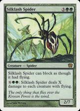 Magic MTG Tradingcard Ninth Edition 2005 Silklash Spider 271/350 FRENCH