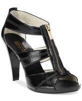 MICHAEL Michael Kors  Berkley T-Strap Dress Sandals Black 7M