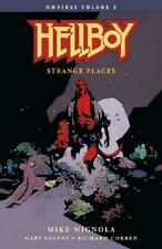 Strange Places by Mike Mignola, Gary Gianni (artist), Richard Corben (artist)
