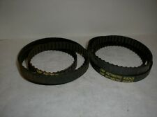 Fiat  Lancia 124 Coupe Spider  TIMING BELT  1438cc  2 pieces New # 4182425