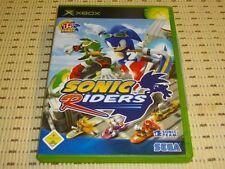 Sonic RIDERS per Xbox * OVP *