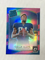 COREY DAVIS 2017 Donruss Optic PINK PRIZM SP RC REFRACTOR #166! HUGE SALE!