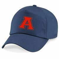 Customised childs kids boys girls baseball cap adjustable size holidays summer