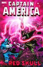 Captain America vs. The Red Skull Softcover Graphic Novel