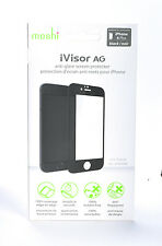 Moshi iVisor AG Screen Protector for iPhone 6 Plus iPhone 6s Plus (Black)