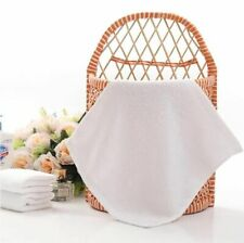 Cotton Towel 10pcs/lot Good Quality White Cheap Face Towel Kitchen Towel Hotel