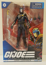 GI Joe Classified Series Cobra Commander 6 inch Action Figure New & Unopened