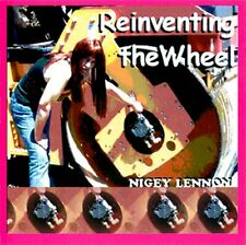 Nigey Lennon - Re-inventing The Wheel - CD, 2000