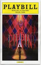 Pippin Playbill Music Hall at Fair Park Dallas July 2015