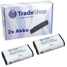 2x Akku Pentax Optio S60 S55 S50 S45 S40 S30 D-435