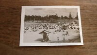 OLD AUSTRALIAN PHOTO OF PORTLAND VICTORIA, 1940s VIEW OF THE BEACH