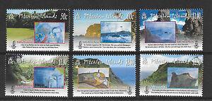 Pitcairn Islands 2010 Childrens Art  SG796-801 Cat £15.50MNH