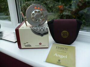 HARDY ANGEL MK1 # 6/7 FLY REEL MADE IN ENGLAND ORIGINAL MODEL