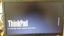 """NB Lenovo ThinkPad t410 14,1"""" Intel i5 2x 2,4 GHz 4gb 320gb 1440x900pix w7pro #3"""