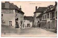 ▬►CPA 03 1908 BELLENAVES Grande Rue Très Animée