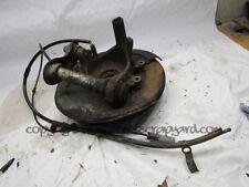 BMW 7 series E38 750 91-04 LWB RH OSR rear wheel hub mount bearing knuckle