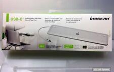 IOGEAR gud3c02 IOGEAR USB-C ultra-slim dual Docking Station, 4k dual HD, nuevo embalaje original