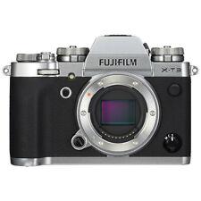 Fujifilm X-T3 Mirrorless 26.1MP 4K Fuji X T3 Digital Camera Body Silver