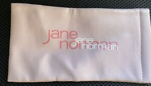 Jane Norman Soft Leather Look Glasses Case /sun Glasses , In Pink