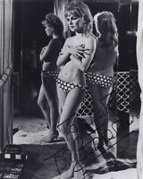 BRIGITTE BARDOT SIGNED AUTOGRAPHED SEXY 8x10 PHOTO TO PETER