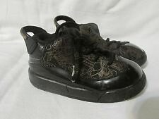 Toddler Boys Air Jordan Retro Dub Zero XX 2005 Shoes Athletic Size 8 Black~Brown