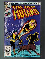 New Mutants 1 2 97 100 =>1st Print; 87 =>2nd Print (Marvel) 5 Book Lot CGC READY