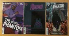 King: The Phantom - Issues 2-4 - Dynamite Entertainment - 2015