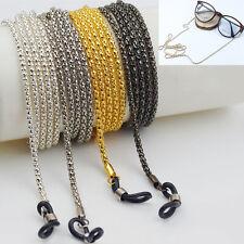 Brillenkette Brillenband Brillenschnur Metall Ketten Sonnenbrille Bügel Halter