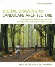 Digital Drawing for Landscape Architecture : Contemporary Techniques and Tools …