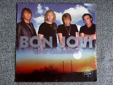 BON JOVI - calendar / calendrier 2010 + poster