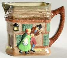 Royal Doulton Series Ware - Old Curiosity Shop - Pitcher - Dickens