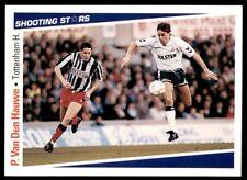 Merlin Shooting Stars 91/92 - Tottenham Hotspur Van Den Hauwe P No. 284