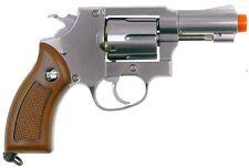 WG Sport 731 Silver CO2 Airsoft Gun
