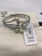 $108  Kate Spade New York Glitz And Glam Open Hinge Cuff bracelet  #4