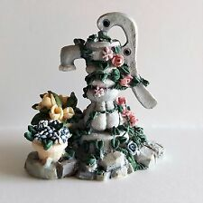 Ivy & Innocence Cool Water Pump BN 1050 05185 Cast Art Figurine Collectible 1997