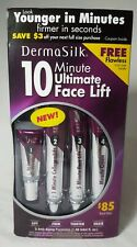 DermaSilk 10 Minute Ultimate Face Lift ~ Look Younger And Firmer