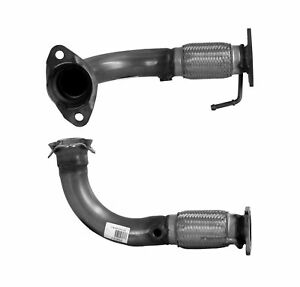 Quality BM CATALYSTS Front Pipe for Honda Accord VTEC K24A/K24A3 2.4 (2/03-5/08)
