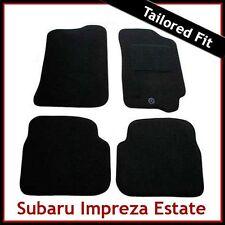 SUBARU IMPREZA Estate 1993 1994 1995...2000 Tailored Carpet Car Mats
