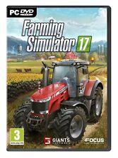Farming Simulator 17 - PC - Sigillato Italiano Nuovo
