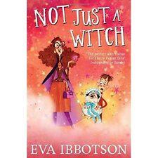 ** Nouveau PB ** Pas seulement une sorcière par Eva Ibbotson (Paperback, 2015)