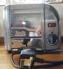 Dualit 2 Slice Toaster - Stainless Steel