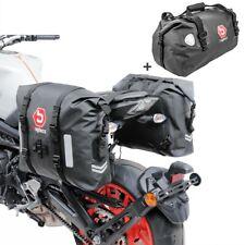 Satteltaschen Set für Yamaha MT-09 / Tracer 900 WR40 Hecktasche