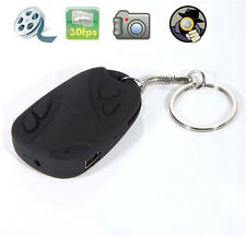 HD Mini Car Fob Key Ring Hidden Spy Camera Video Recorder 808 Keyring Keychain