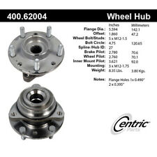 Axle Bearing and Hub Assembly-Premium Hubs Rear fits 84-96 Chevrolet Corvette