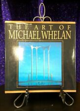 SIGNED The Art of Michael Whelan: Scenes and Visions 1993 Hardcover 1st Printing