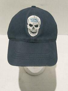 Vintage 1998 WWE Stone Cold Steve Austin Skull Snapback Cap